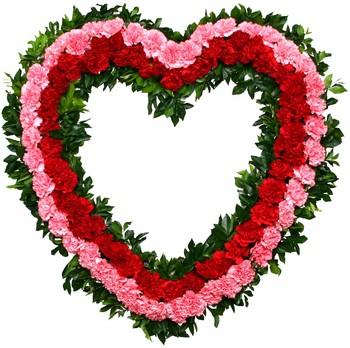 WREATH HEART 3