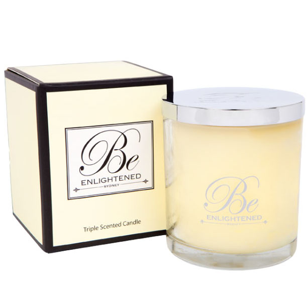 JASMINE TRIPLE SCENTED CANDLE