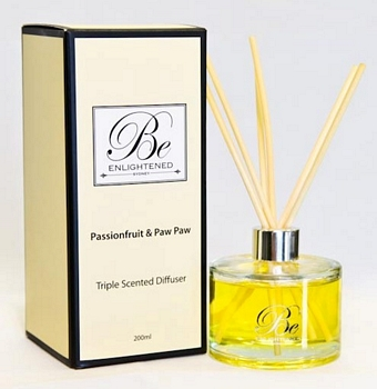 PASSIONFRUIT & PAW PAW TRIPLE SCENTED DIFFUSER