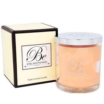 PASSION FRUIT & PAW PAW TRIPLE SCENTED CANDLE