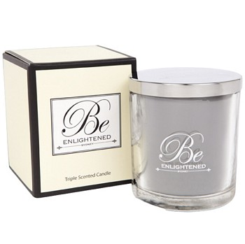 PRECIOUS WOODS TRIPLE SCENTED CANDLE