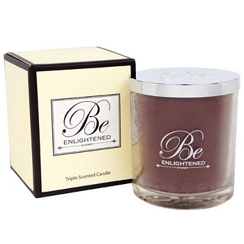 VANILLA TRIPLE SCENTED CANDLE