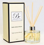 BALTIC AMBER & MUSK TRIPLE SCENTED DIFFUSER